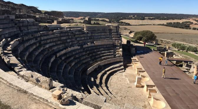 Excursión al Parque Arqueológico de Segóbriga