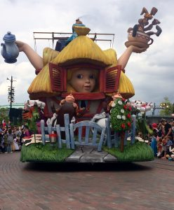 Disney Magic On Parade I