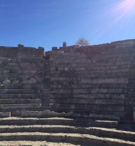 Escalinata anfiteatro