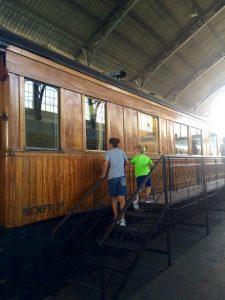 Museo Ferrocarril III