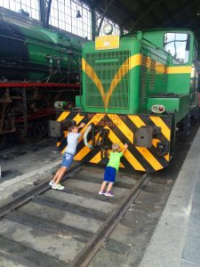 Museo Ferrocarril VI